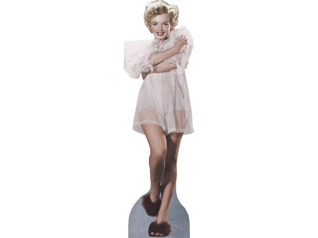 Marilyn Monroe Nightie-Lifesized Standup