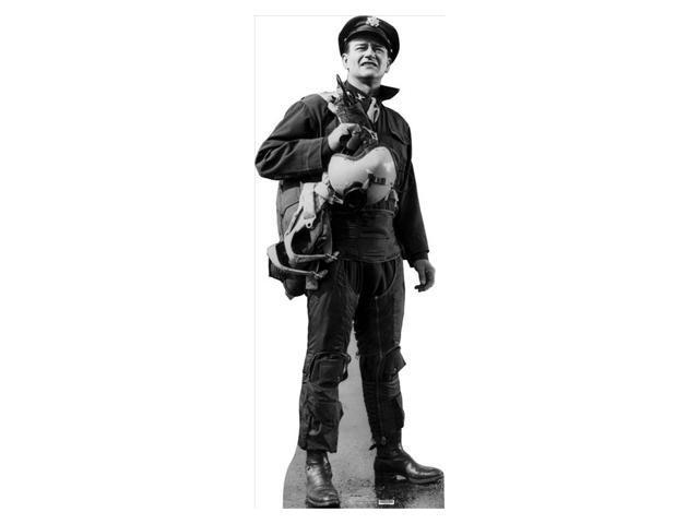 John Wayne Black And White Standup