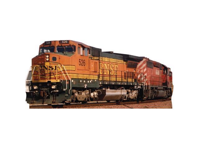 BNSF Train 526 Lifesized Standup