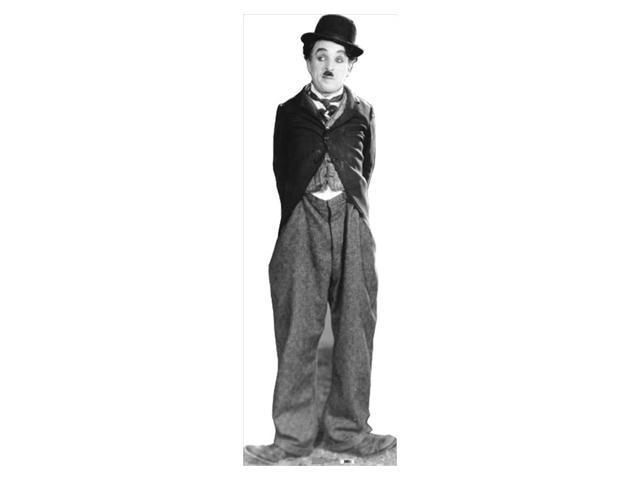 Charlie Chaplin-Circus Lifesized Standup
