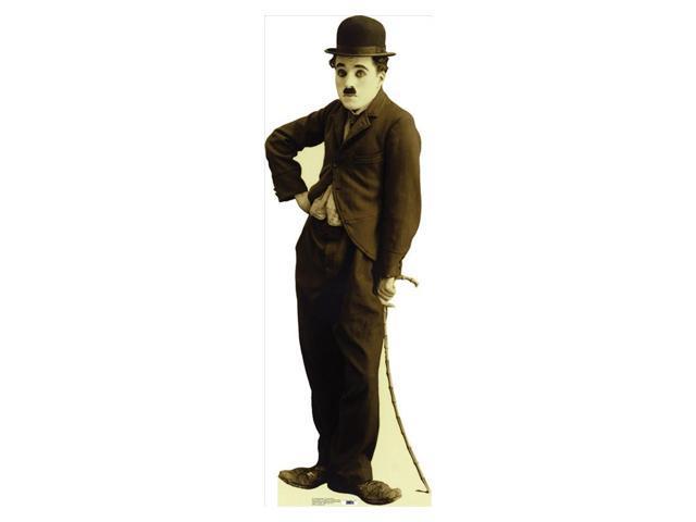 Charlie Chaplin-Tramp 2 Lifesized Standup