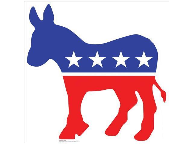Democratic Donkey Lifesized Standup