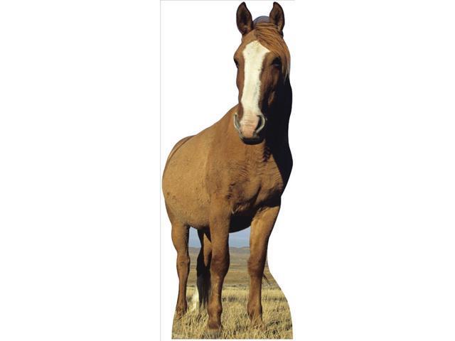 Horse Lifesized Standup