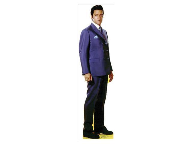 Elvis Double Breasted Coat Lifesized Standup