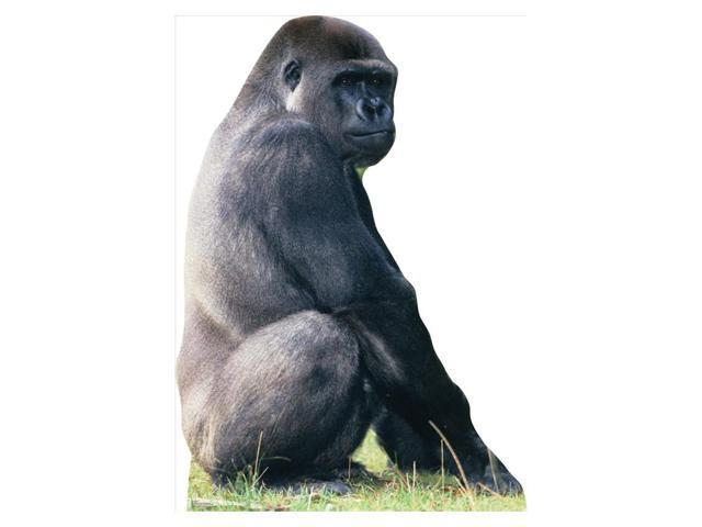 Gorilla Lifesized Standup