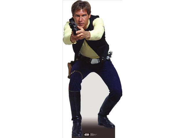 Han Solo-Lifesized Standup