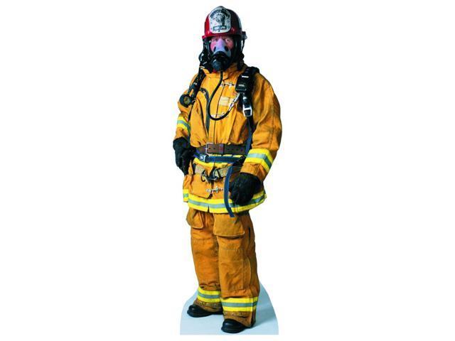 Firefighter-Lifesized Standup