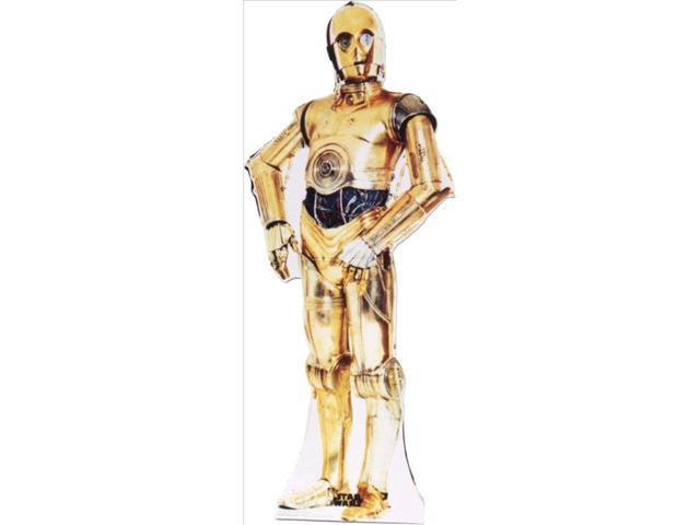 C-3PO-Lifesized Standup