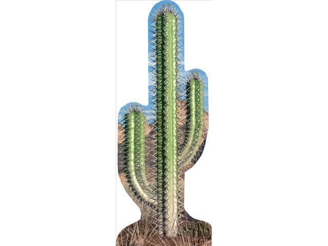 Cactus Single Lifesized Standup