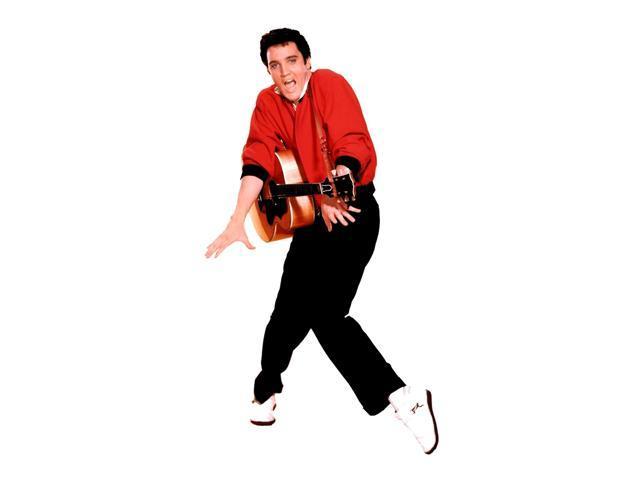 Elvis Presley-Red Jacket Lifesized Standup