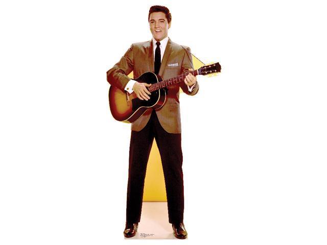 Elvis Sportscoat Guitar Lifesized Standup