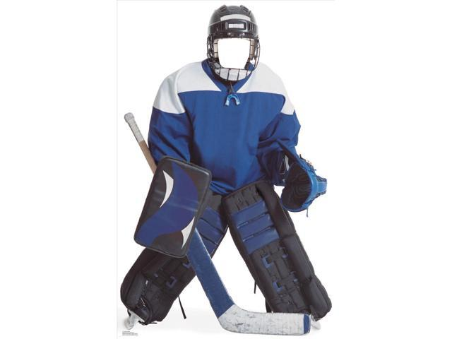 Hockey Boy Stand In-Lifesized Standup