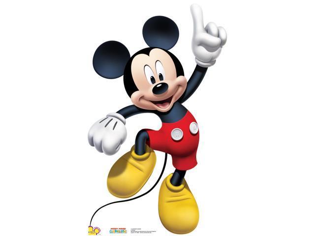 Mickey Hot Dog Dance Lifesized Standup