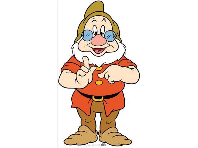 Seven Dwarfs Doc-Lifesized Standup