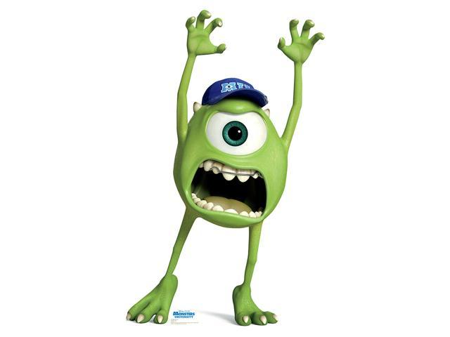 Monsters University Mike Wazowski Standup