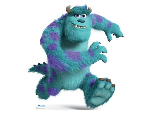 Monsters University Sulley Lifesized Standup