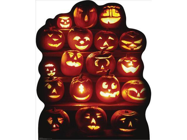 Pumpkin Group Lifesized Standup