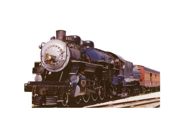 Southern Pacific Train 2472 Lifesized Standup
