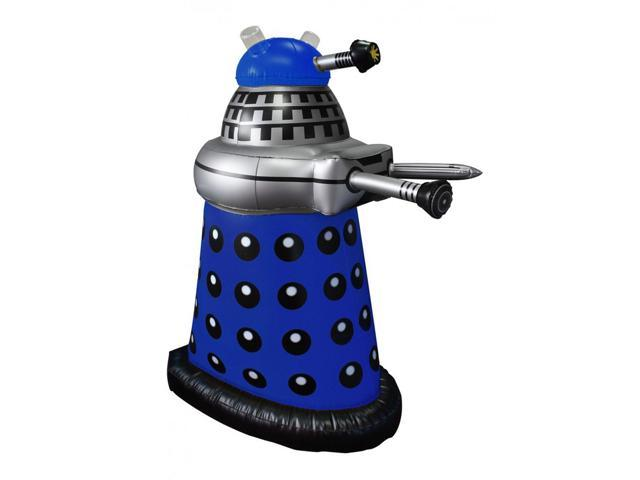 Doctor Who Small Inflatable Blue Dalek
