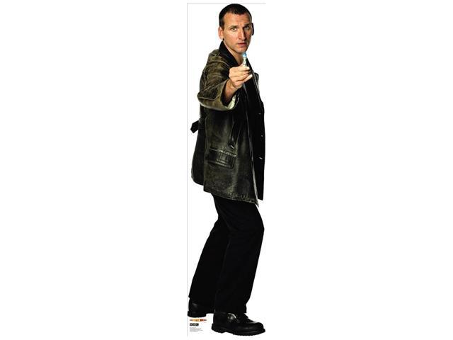 Doctor Who 9th Doctor Christopher Eccleston Standup