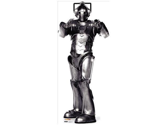 Doctor Who Cyberman Lifesized Standup