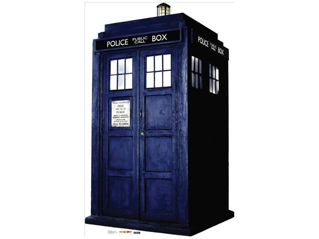 The TARDIS Doctor Who Standup
