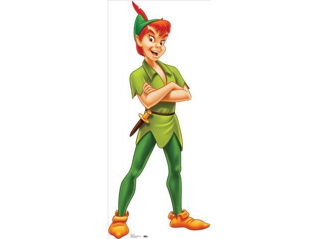 Peter Pan Lifesized Standup
