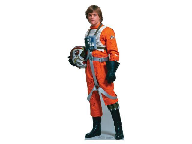 Luke Skywalker Rebel Pilot Lifesized Standup