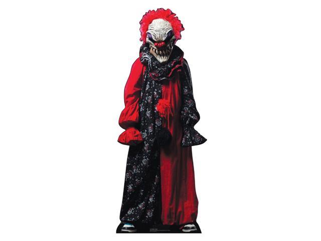 Creepy Clown Lifesized Standup