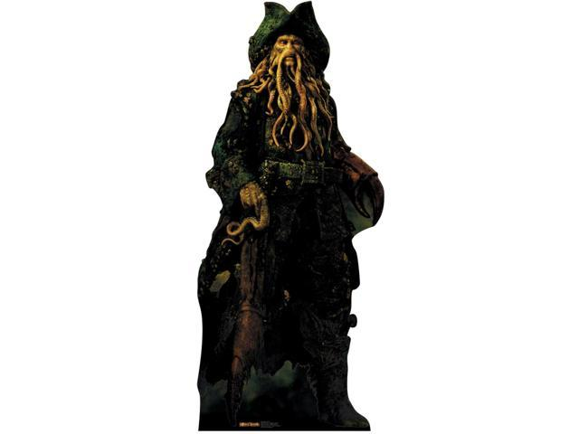 Davey Jones Pirates Of The Caribbean Standup