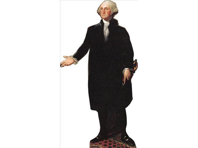 George Washington Lifesized Standup