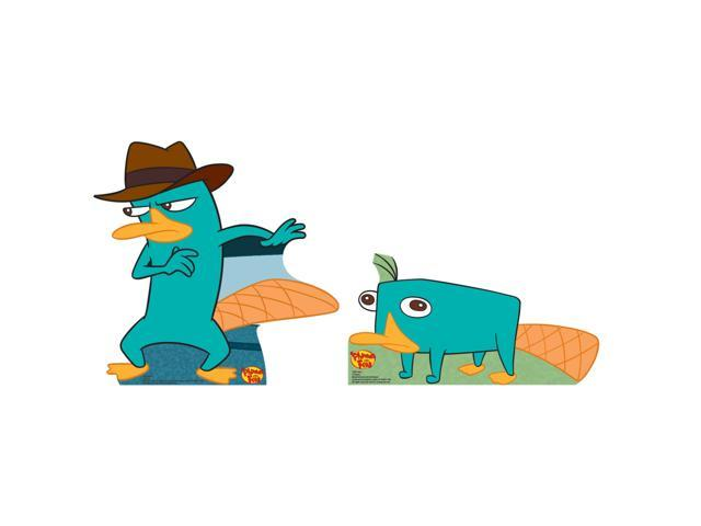 Phineas And Ferb Agent P And Perry Standups