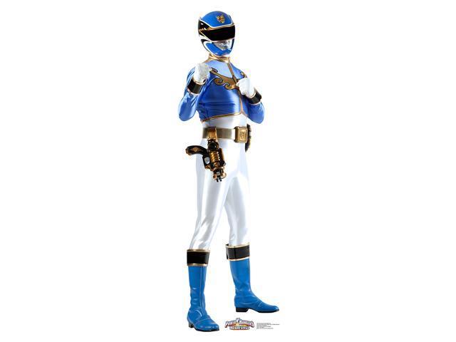 Power Rangers Megaforce Blue Ranger Standup