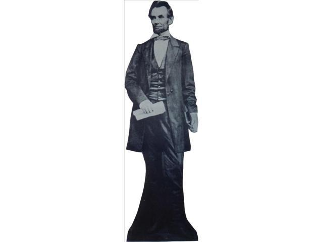 President Abraham Lincoln Lifesized Standup