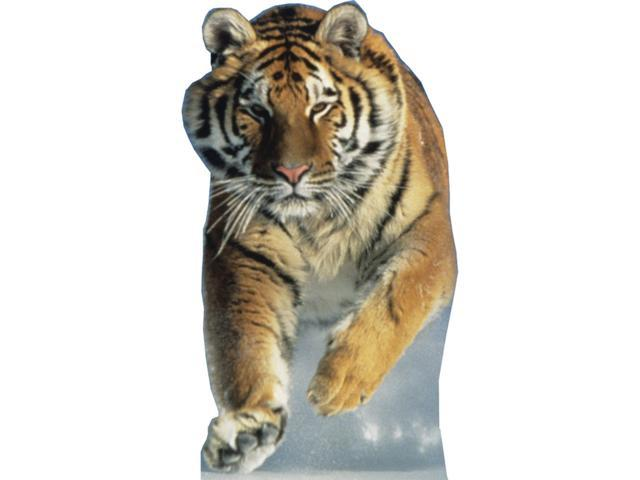 Running Tiger-Lifesized Standup