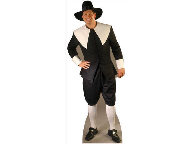 Pilgrim Man Lifesized Standup