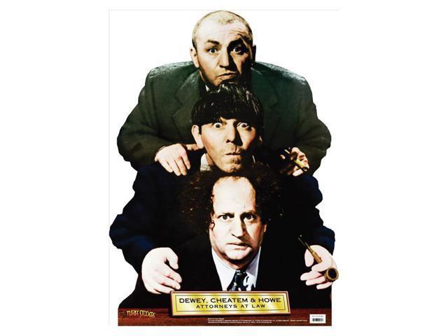 Three Stooges-Dewey Chetumandhowe Standup