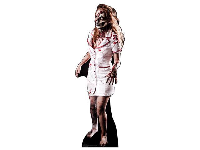 Zombie Nurse Lifesized Standup