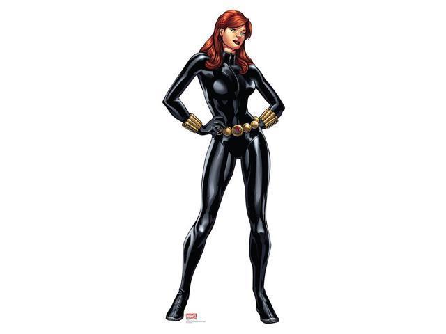 Avengers Assemble Black Widow Lifesized Standup