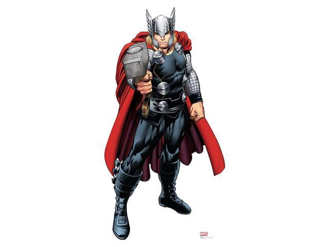 Avengers Assemble Thor Lifesized Standup
