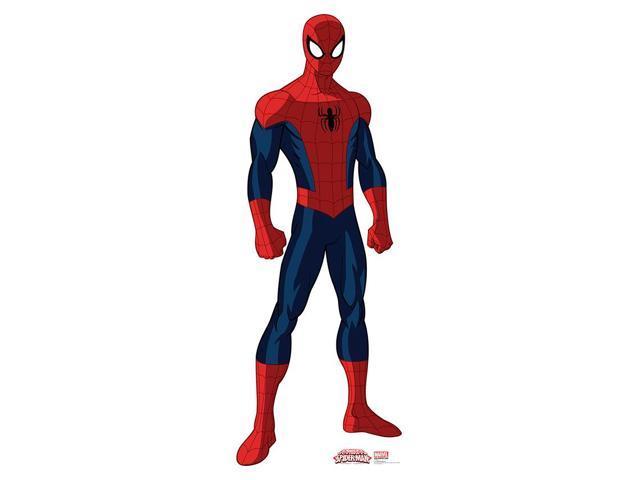Ultimate Spider-Man Lifesized Standup