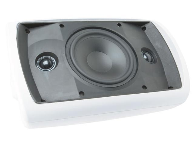 Niles OS5.3SI White (Ea.) 5 Inch Stereo Input 2-Way Indoor Outdoor Speaker (FG00998)