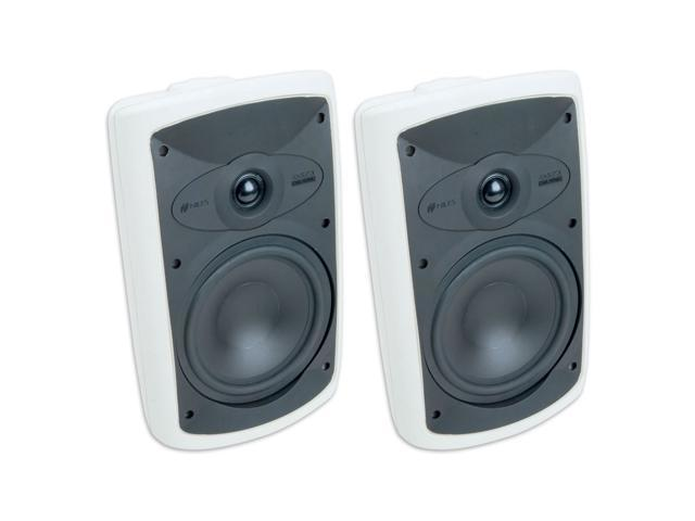 Niles OS7.3 White (Pr.) 7 Inch 2-Way High Performance Indoor Outdoor Speakers