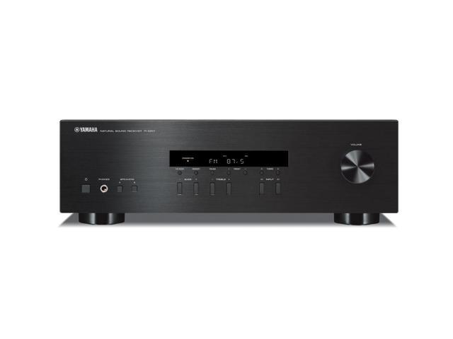 Yamaha R-S201 Natural Sound Stereo Receiver (Black)