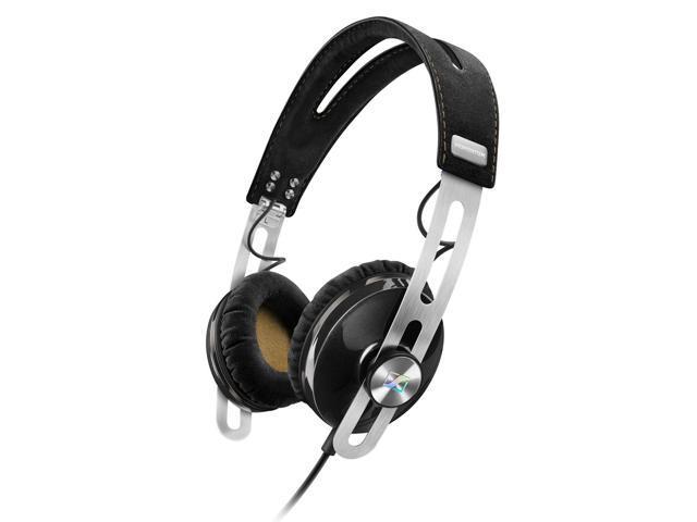 Sennheiser MOMENTUM 2.0 On-ear Black - Refurbished Headphones for Apple