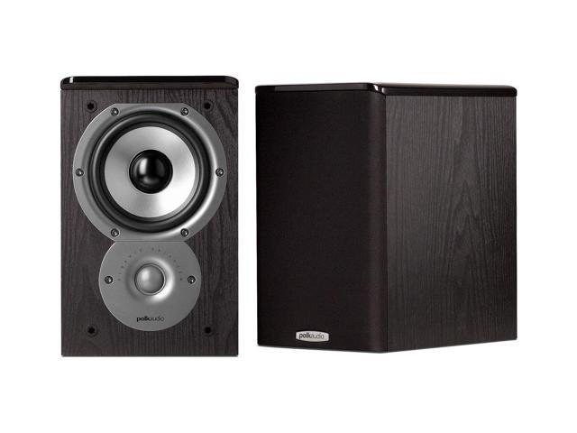 Polk Audio TSi 100 Black (Pr.) Bookshelf Loudspeakers