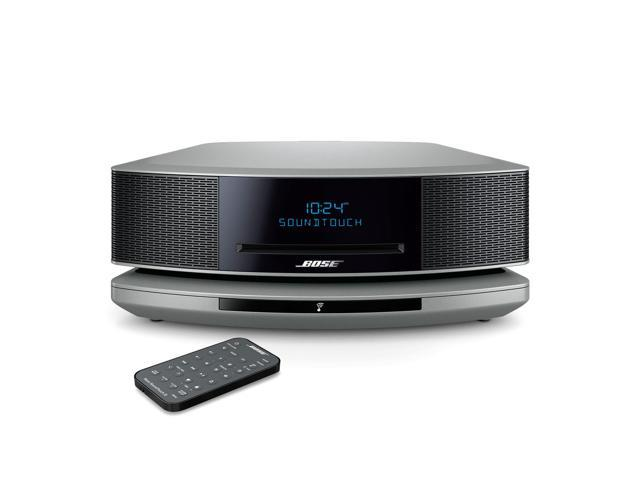 bose wave soundtouch music system iv silver. Black Bedroom Furniture Sets. Home Design Ideas