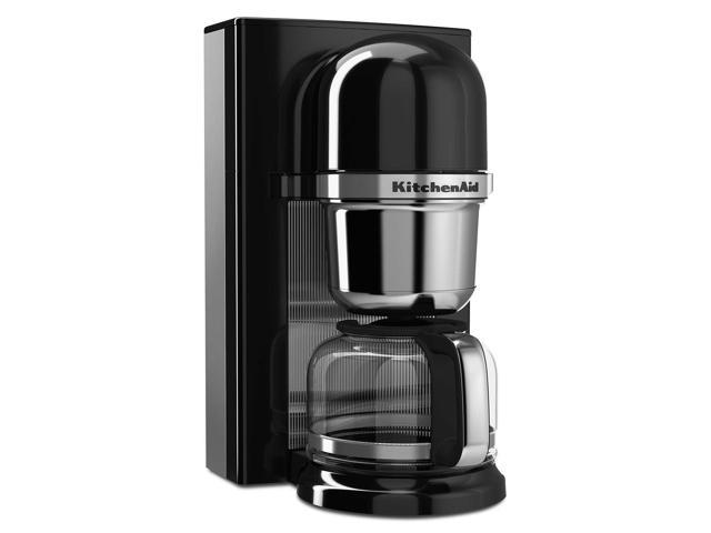 KitchenAid Pour Over Coffee Brewer 8 Cup Onyx Black
