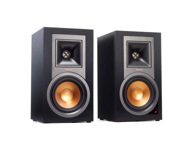Klipsch R-15PM Reference Power Monitor Speaker - Pair (Ebony)