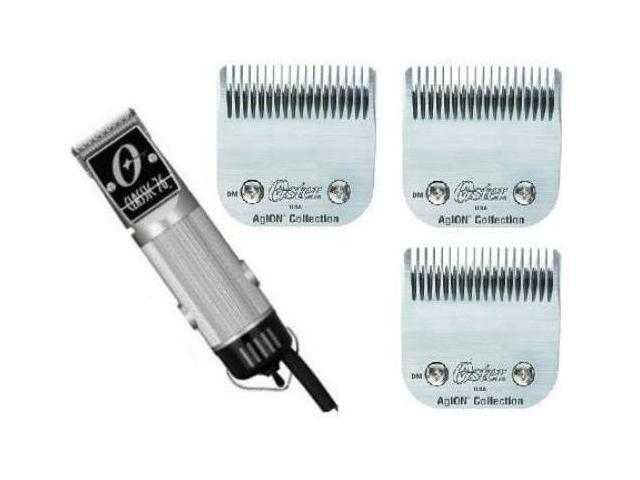 SIL Oster Classic 76 Hair Clipper 3-Blades 000+1+ 3-1/2 NEW